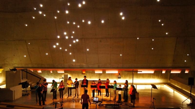 Journées du Patrimoine . Site Le Corbusier  2012 : Vol de Nuit
