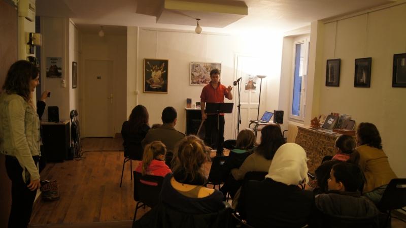 Concerts en appartement - Grenoble  - Détours de Babel 2013